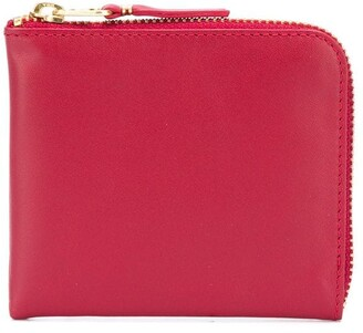 Comme des Garcons Small Zip-Around Wallet