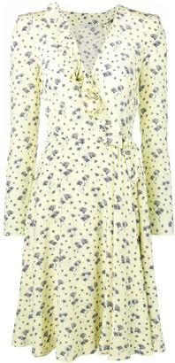 Ermanno Scervino Floral Print Dress