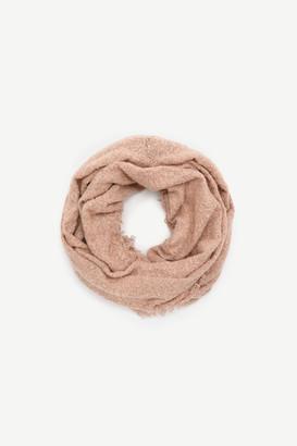 Ardene Boucle Knit Infinity Scarf