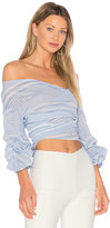 Lovers + Friends x REVOLVE Bow Blouse