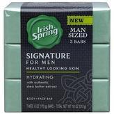 Irish Spring Signature Hydrating Bar Soap