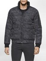 Calvin Klein Camo Puffer Jacket