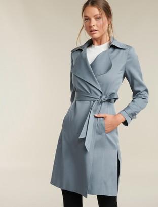 Ever New Kim Petite Trench Coat