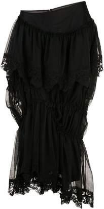 Simone Rocha tulle layered skirt