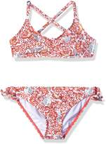 Billabong Big Girls' Sea Side Tali Two Piece Swimsuit Set