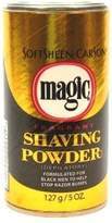 Magic Shaving Powder Gold 4.5 Ounce Fragrant (127g)