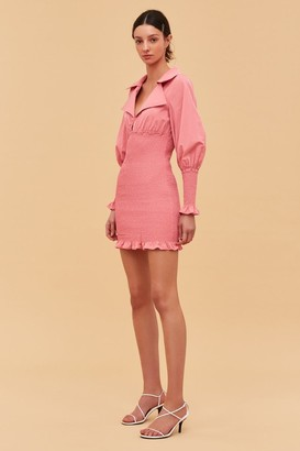 C/Meo RUNNING OUT DRESS pink