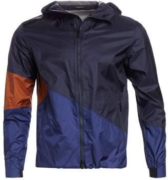 Ermenegildo Zegna Metallic Rip Stop Jacket