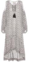 Lemlem Kafa Printed Cotton Midi Dress