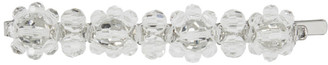 Simone Rocha Transparent Crystal Flower Clip