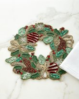 Kim Seybert Frosted Pine Placemat