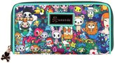 Tokidoki Rainforest Long Zip Wallet
