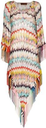 Missoni Mare Knitted Kaftan Dress