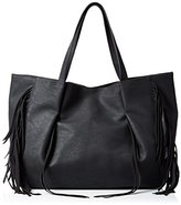 Lulu Fringe Detail Shoulder Bag
