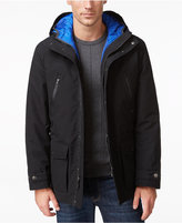 London Fog Men's 3-in-1 Hooded Coat