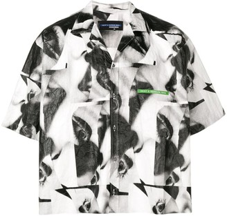 DSQUARED2 X Mert & Marcus 1994 shirt