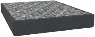 SleepMaker Lead Velvet Floating Base