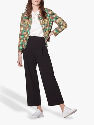 LK Bennett Bonnie Tweed Jacket, Multi