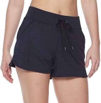 Tek Gear Women's Moisture-Wicking Drawstring Shorts