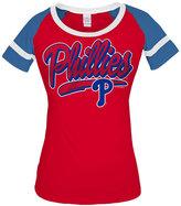 5th & Ocean Women's Philadelphia Phillies Homerun T-Shirt