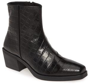 Vagabond Shoemakers Block Heel Bootie
