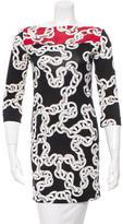 Diane von Furstenberg Ruri Silk Printed Tunic