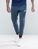 Nike Advanced Knit 15 Joggers In Blue 837012-464