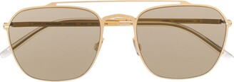 Mykita x Maison Margiela Craft 006 sunglasses