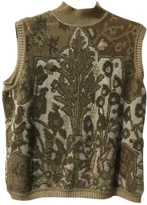 Ungaro Beige Wool Knitwear