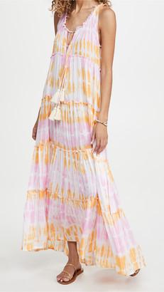 Cool Change Everly Tie Dye Dress