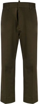 DSQUARED2 Dennis slim fit trousers