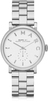 Marc by Marc Jacobs Baker 36MM Silver Tone Stainless Steel Women's Watch