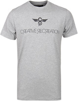 Creative Recreation Avalon Light Grey Crew Neck T-shirt