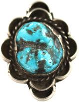 One Kings Lane Vintage Navajo-Style Turquoise Nugget Ring