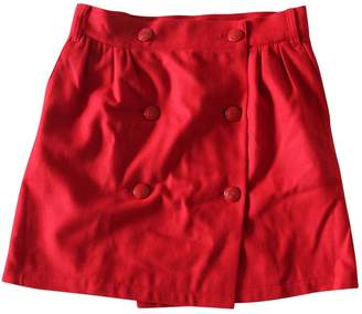 Sessun \N Red Wool Skirt for Women