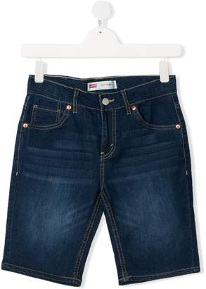 Levi's TEEN denim shorts