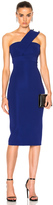 David Koma Over Shoulder Strap Pencil Dress