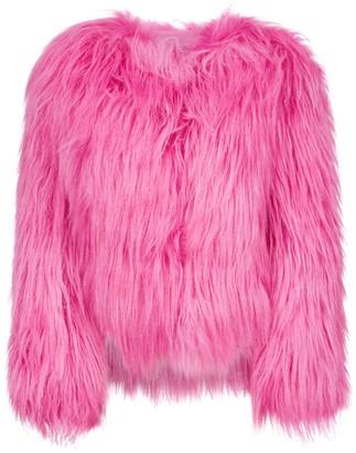 Prada Fluffy Jacket