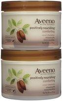 Aveeno Ultra Hydrating Souffle Body Cream - 6 oz - 2 pk