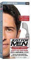 Just For Men AutoStop Men's Hair Color, Darkest Brown