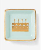 Express Rosanna Cake Porcelain Trinket Tray