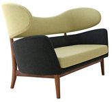 Baker Sofa in Fabric A