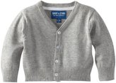 "Andy & Evan Cardinal"" Cardigan - Gray-7 Years"