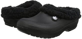 Crocs Classic Blitzen III Clog (Black/Black) Clog/Mule Shoes