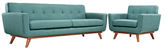 Modway Engage Armchair and Sofa Set (2 PC)