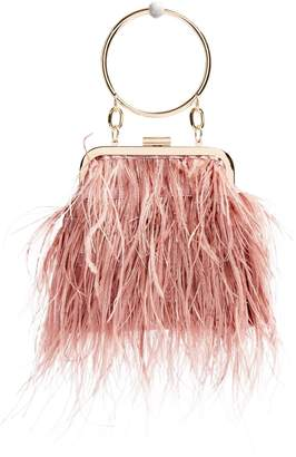 Topshop Frosty Feather Grab Bag