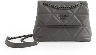Prada Small Spectrum Quilted Leather Shoulder Bag