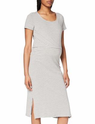 Mama Licious Mamalicious Women's S/s MLJOHANNA June S/S Jersey Dress 2F. A. V