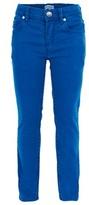 Paul Smith Blue Denim Trousers
