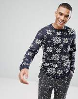 Jack and Jones Originals Holidays Knitted Sweater